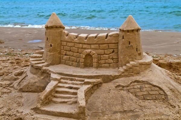 เพลงปราสาททราย